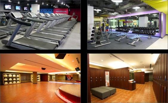 Fitness Centers in India