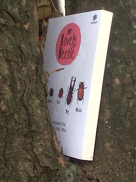 Ada kumbang, ada Cinta