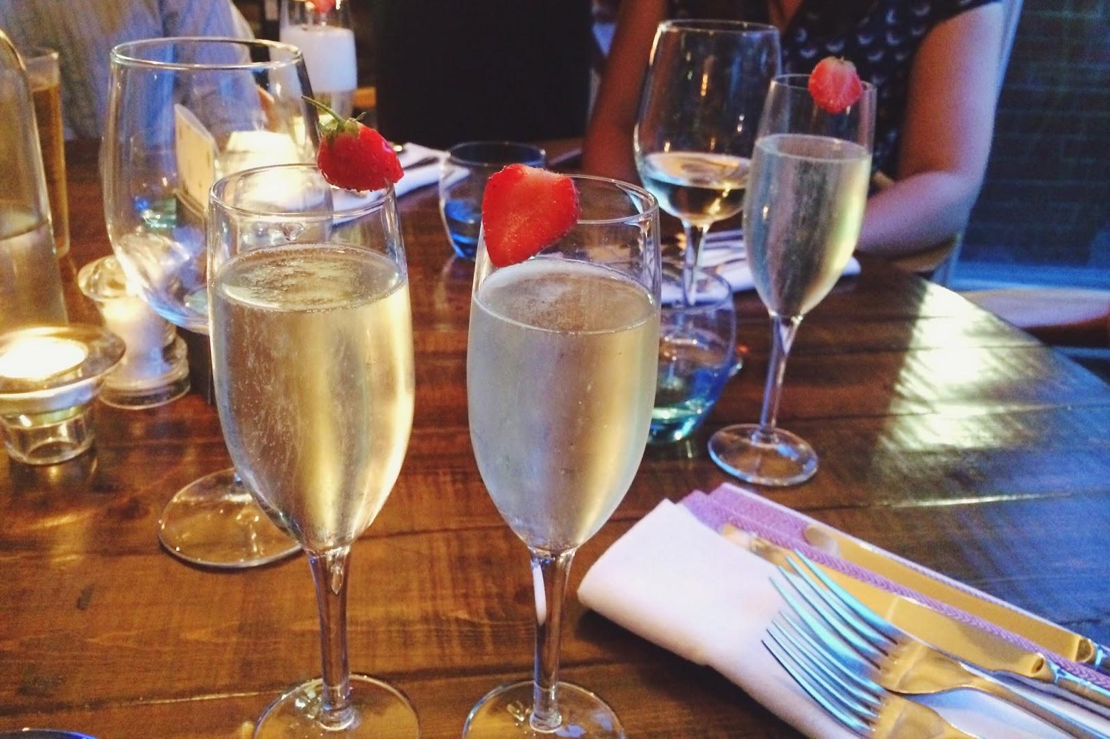 food blog, lifestyle blog, no5 bridge street, winchester restaurant