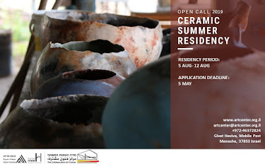 Ceramic Summer Residency