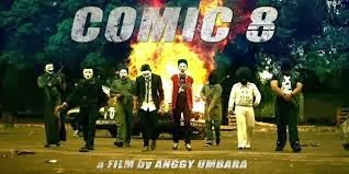 Download Film COMIC 8 ( 2014 ) Full Movie DVDRip Indowebster
