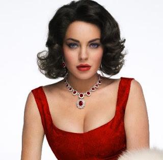 Lindsay Lohan as Liz Taylor