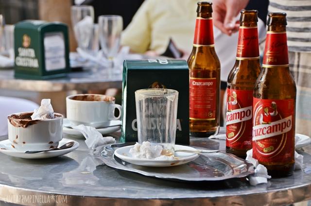 luzia pimpinella| travel | citytrip málaga | beste churros der stadt