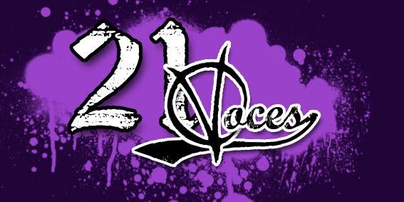¡21 Voces!