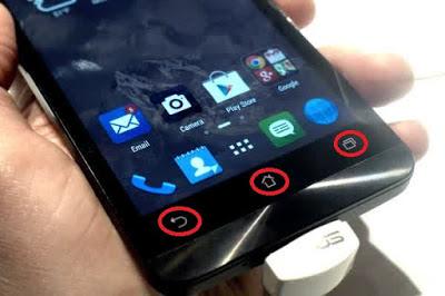 Tutorial Mudah Cara Mengatasi Tombol Home/Back Pada Asus Zenfone