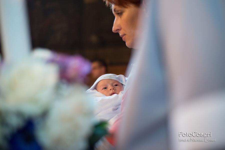Fotografii botez Robert Stefan