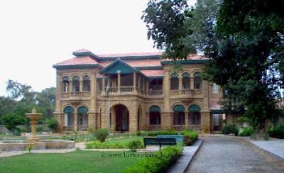 (Pakistan) - Karachi  - Wazir Mansion