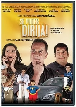 Download Filme Se Puder Dirija! RMVB + AVI Torrent DVDRip Grátis