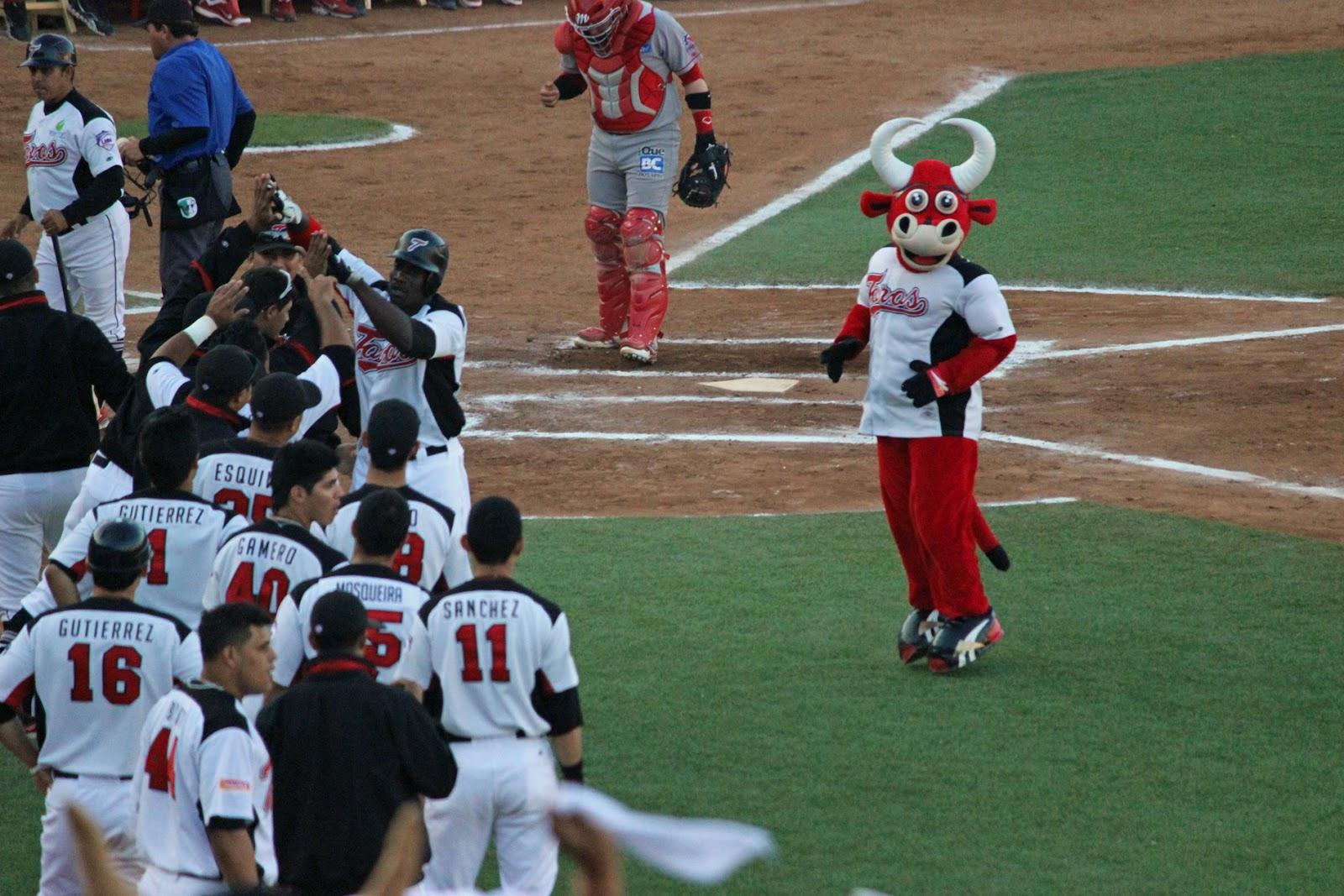 Well fix that in editing: Tijuana beisbol iswacky