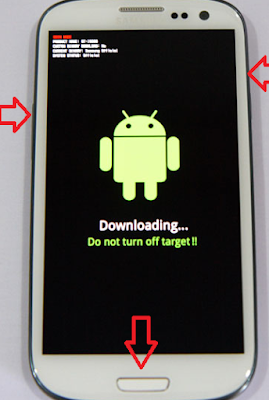 Cara Flashing Samsung Galaxy Ace 4