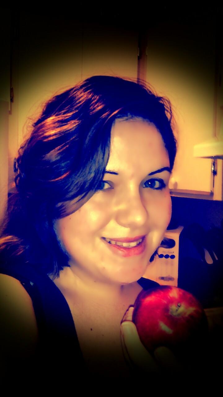 Vivre Délicieusement: croustilles de pommes! #LMDCONNECTOR