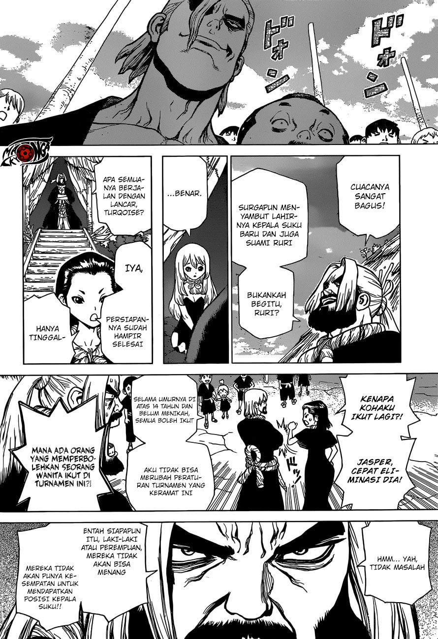 Dr. Stone Chapter 33-12