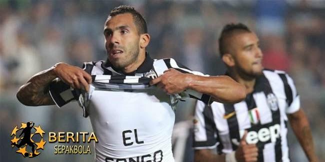Allegri Harap Tevez Tak Tinggalkan Juventus