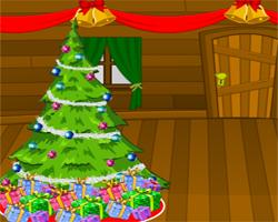 Christmas Lodge Escape Juego de Selfdefiant