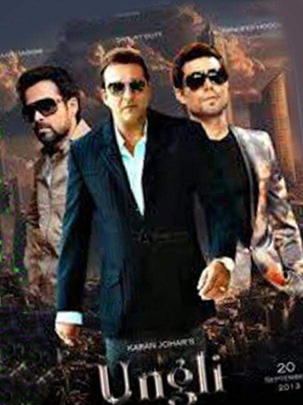 Watch Ungli Full Hindi Movie