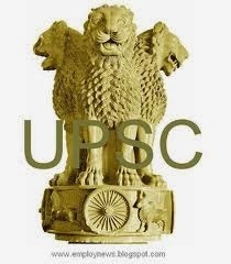 UPSC Recruitment 2014– Apply Online for Advt No 04/2014 Vacancies