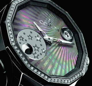 Cadran mobile Corum Legend 38 Mystery Moon