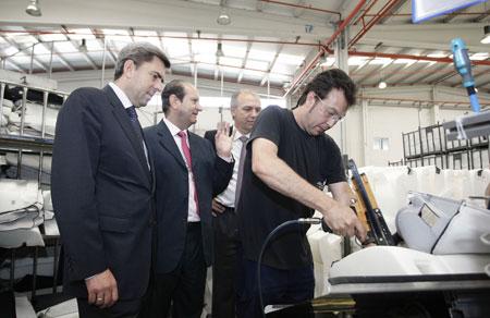 Rambla: 'El empleo, la innovación y la internacionalización son los pilares en los que se sustenta la política industrial del Consell para superar la crisis