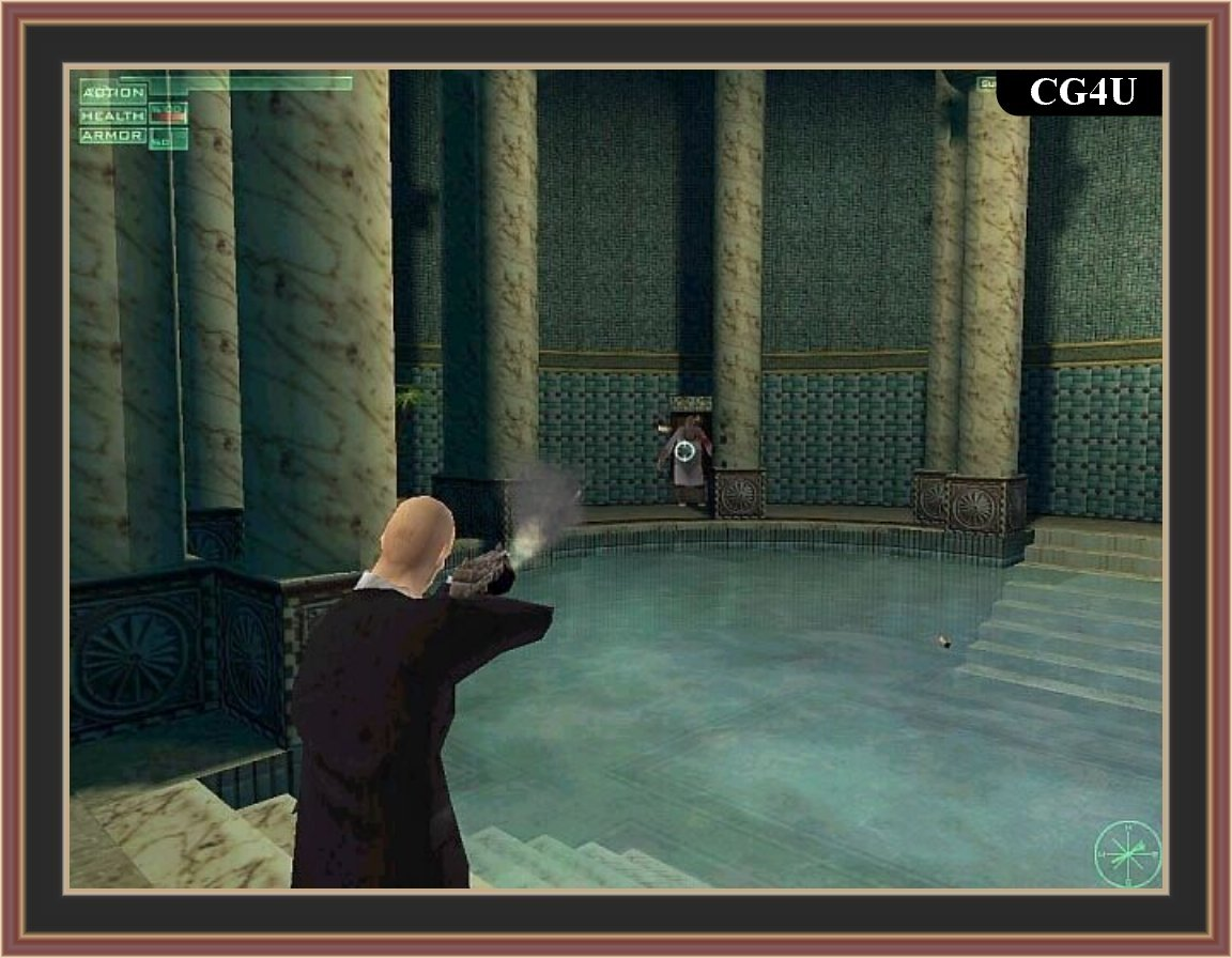 Hitman 1 - Codename 47 ScreenShot