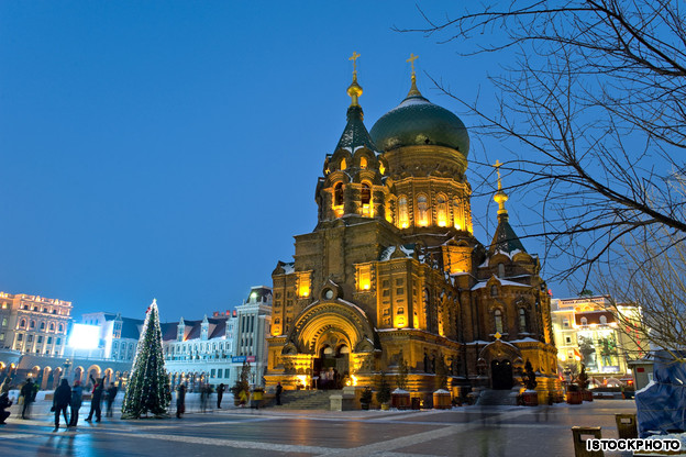 Saint Sophia Cathedral, Harbin