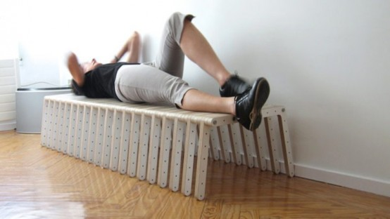 Flexible Furniture System for Your room