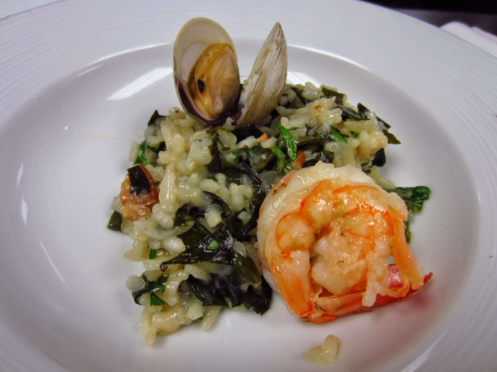 Seaweed Risotto Recipes — Dishmaps