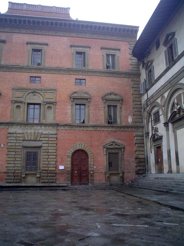 Curiosit Di Firenze La Finestra Sempre Aperta Di Piazza