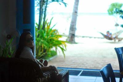 Trisha Sebastian in Microtel Inn & Suites Puerto Princesa