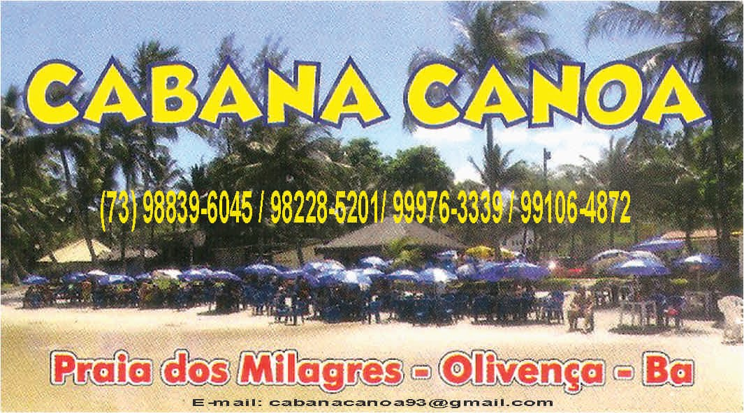 CABANA CANOA