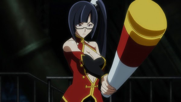 Wallpaper Litchi Faye-Ling (BlazBlue Alter Memory)