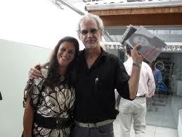 Renato Teixeira e eu!