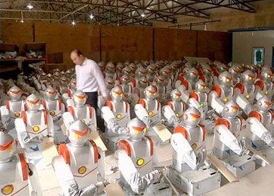 Wisata Kuliner Di China, Siap-siap Bertemu Robot Mie! [ www.BlogApaAja.com ]