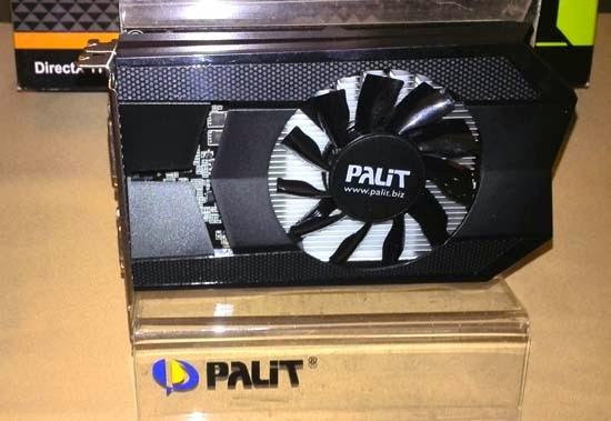 Palit NVIDIA GeForce GTX 650 Ti