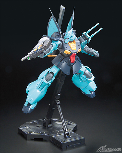 prototype mobile suit dijeh gundam model kits