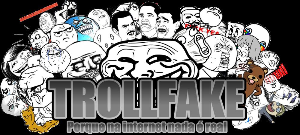TrollFake-Porque nada na Internet é Real