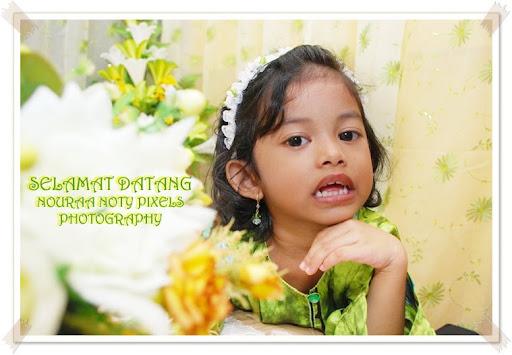 Antara Qaseh, Raikan Cinta & Fotografi Memori Selamanya...