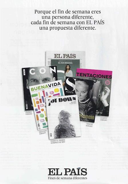 Suplementos El País fines de semana