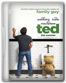 "Poster do filme ""Ted"""