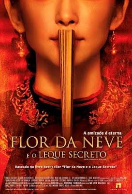 Filme Poster Flor da Neve e o Leque Secreto DVDRip XviD Dual Audio & RMVB Dublado