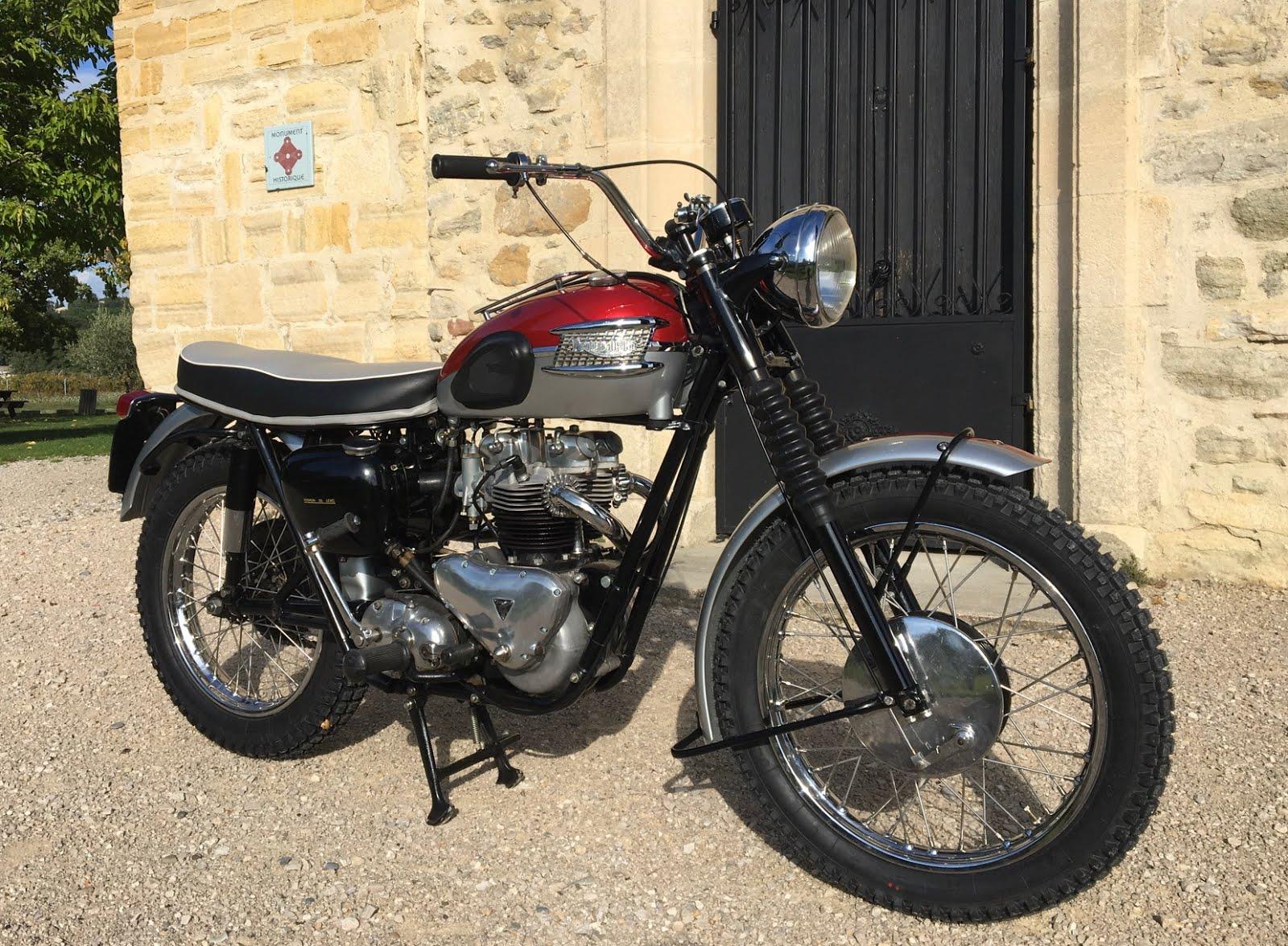 Triumph TR6 1961
