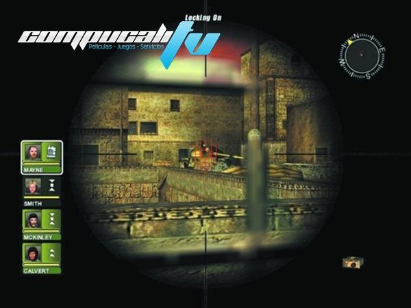 Conflict Desert Storm PC Full Español