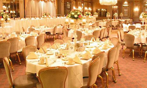 Romantic Wedding Reception Decor