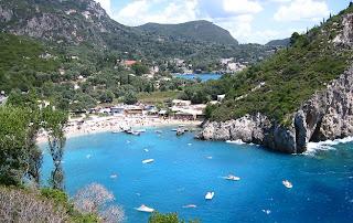 Isla Corfu. Turismo en Corfu. Grecia. Turismo en las islas griegas. Isla griega Corfu. Lago de Korissia. Que ver en Corfu. Que visitar en Corfu