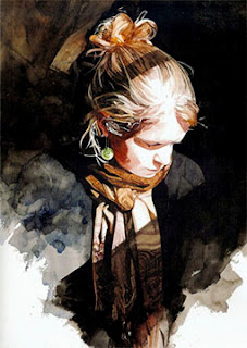http://www.smashingmagazine.com/2009/12/50-beautiful-watercolor-paintings/