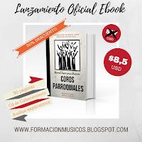Lanzamiento Nuevo Ebook Manual Dirección Coros Parroquiales.