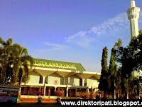 Wisata Religi di Masjid Agung Baitunnur Pati