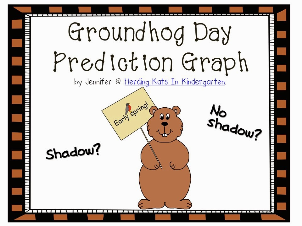 https://www.teacherspayteachers.com/Product/FREE-Groundhog-Day-class-graph-and-response-sheet-194124
