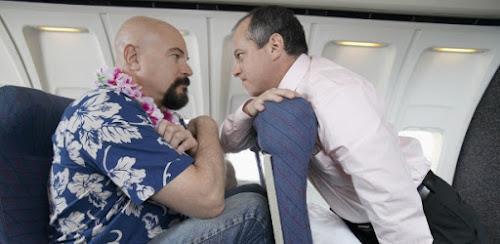Passageiros aéreos rudes tendem a ser homens com pouca experiência de voo 12