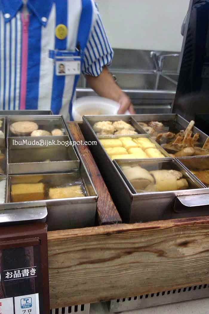 Oden kuliner makanan jepang