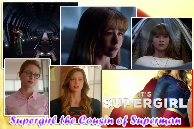 Watch Movie Trailer of Supergirl the Cousin of Superman